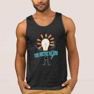 O fulgor héctico (camisa da banda)