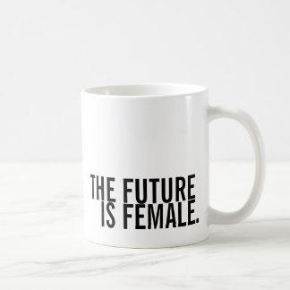O futuro é caneca fêmea