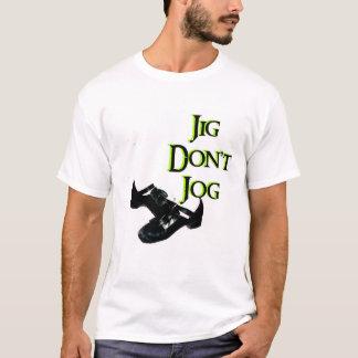 O gabarito não se movimenta camiseta