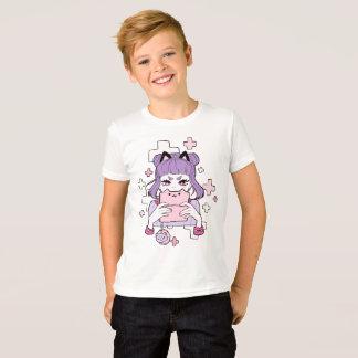 O Gamer Grrl caçoa o t-shirt Camiseta