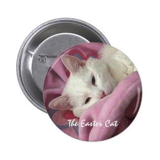 O gato da páscoa! boton