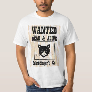 O gato de Schrodinger querido Camiseta