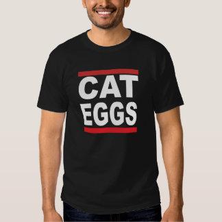 O gato Eggs a camisa - nenhum Chwat Tshirts