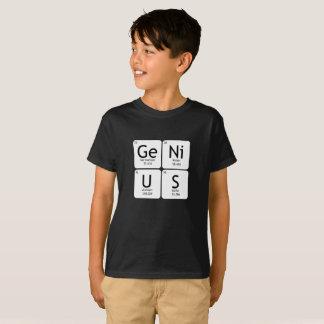 O gênio caçoa a camisa de Hanes TAGLESS T