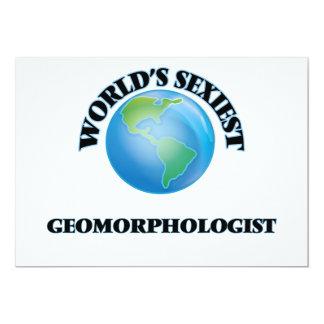 """O Geomorphologist o mais """"sexy"""" do mundo Convite"""