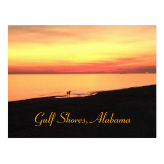 O golfo suporta o cartão de Alabama