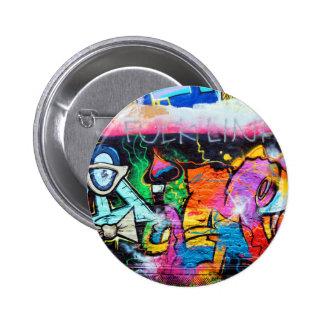 o grafite colore a pintura da arte bóton redondo 5.08cm