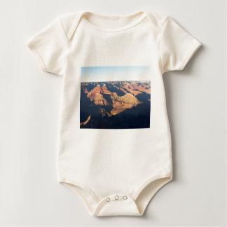 O Grand Canyon sul da borda negligencia Body Para Bebê