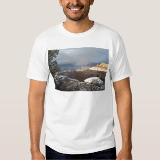 O Grand Canyon sul da borda negligencia o Tshirts