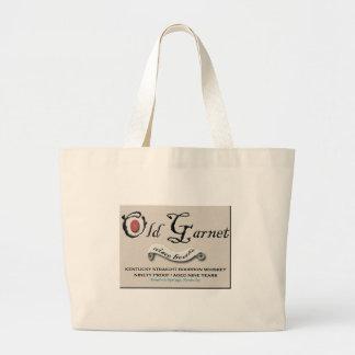O grande bolsa do logotipo velho da grandada