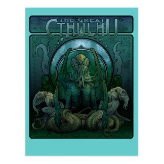 O grande cartão de Cthulhu
