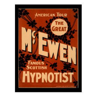 O grande cartão de McEwen