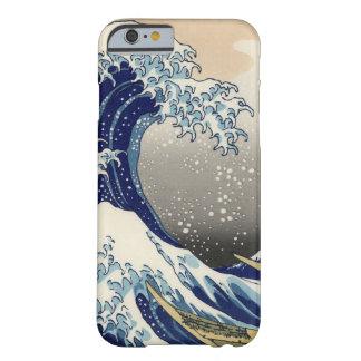 O grande exemplo do iPhone 6 da onda Capa Barely There Para iPhone 6
