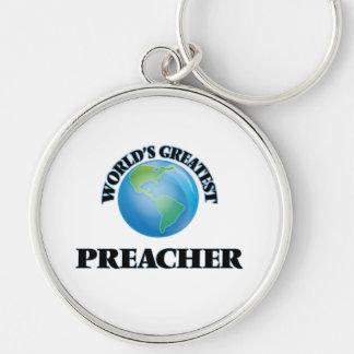 O grande pregador do mundo chaveiro
