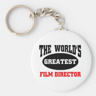 O grande realizador de cinema do mundo chaveiro