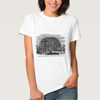 O grande tabernáculo do Mormon em Salt Lake T-shirt