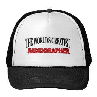 O grande técnico de radiologia do mundo bones