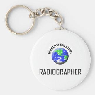 O grande técnico de radiologia do mundo chaveiro