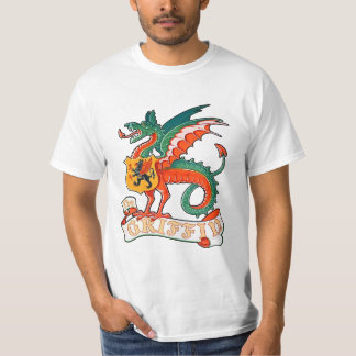 O grifo t-shirt
