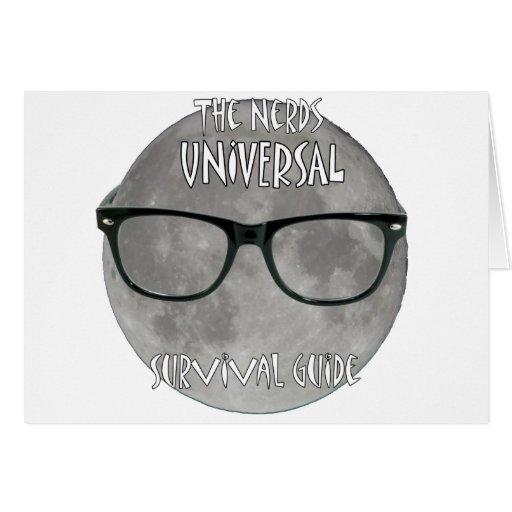 O guia de sobrevivência universal dos nerd cartoes