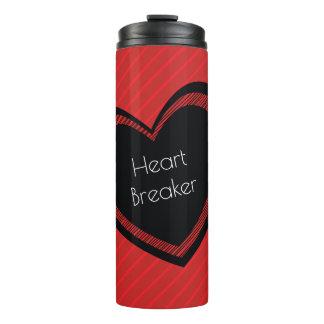 O Heartbreaker vermelho e enegrece o Tumbler de |