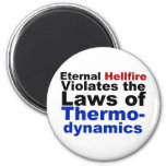 O Hellfire eterno viola o termodinâmica Ima De Geladeira