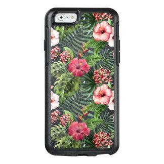 O hibiscus tropical floresce o teste padrão da