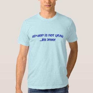 O HIP-HOP NÃO É… a prova im INOPERANTE Tshirts