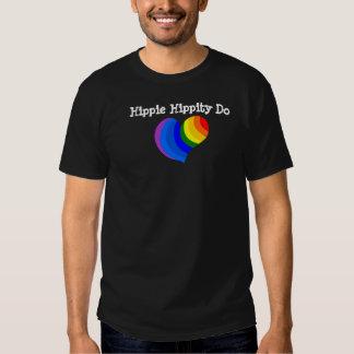 O Hippie Hippity faz Tshirt
