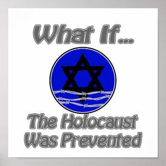 O holocausto foi impedido pôster