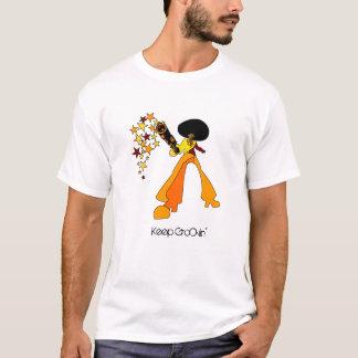o homem do urbanSoul funk-vai, camisa de t