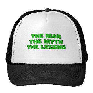 O homem, o mito, a legenda boné