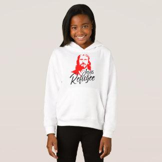 O Hoodie da menina de Jesus