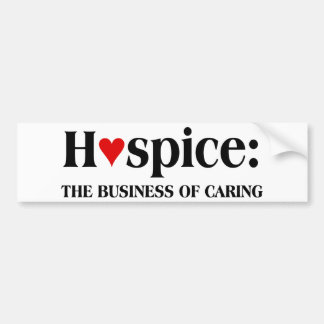 O hospício está no negócio do inquietação com outr adesivo para carro