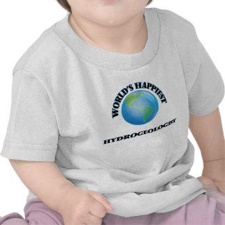 O Hydrogeologist o mais feliz do mundo Tshirt