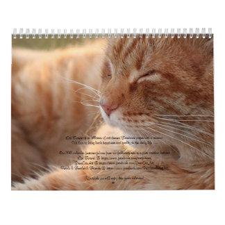 o iCat contesta para sempre o calendário