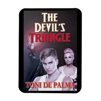 O ímã do desenhista do triângulo do diabo