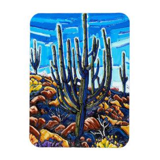 O ímã grande do Saguaro