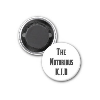 O ímã notório de K.I.D Imã De Refrigerador