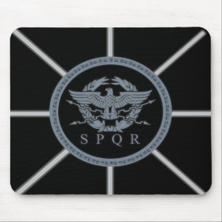 O império romano Aquila Eagle Mousepad