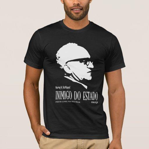 O Inimigo do Estado Camiseta