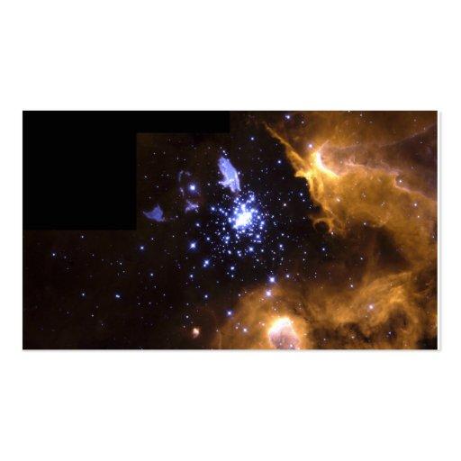 O instantâneo de Hubble captura o ciclo de vida da Cartoes De Visita