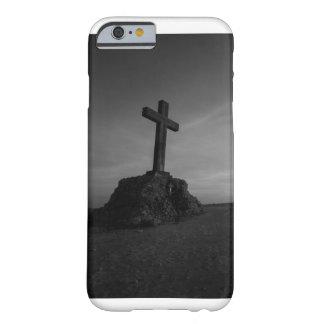 O #iPhone do salvador pelo #TakshatiArtStudio Capa Barely There Para iPhone 6