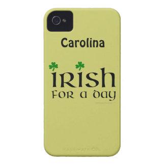 O irlandês para um iphone engraçado 4g do dia capas para iPhone 4 Case-Mate