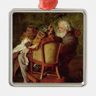 O Jack in the Box do avô Ornamento Para Arvore De Natal