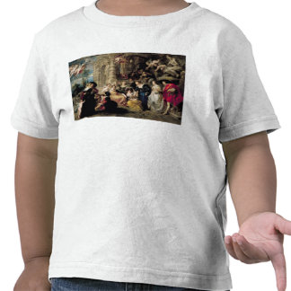 O jardim do amor, c.1630-32 camiseta