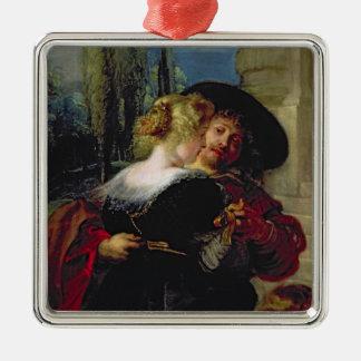 O jardim do amor, c.1630-32 ornamento