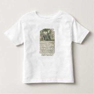 """O jardim do amor"", chapeia 45 (Bentley 44) de ' T-shirts"