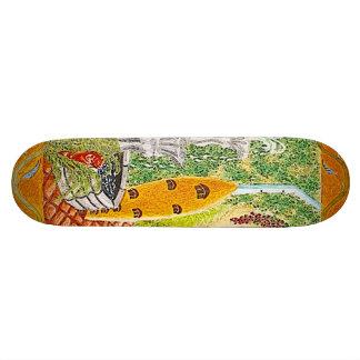 O jardim do surfista skate