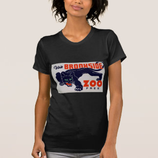 O jardim zoológico de Brookfield Camisetas
